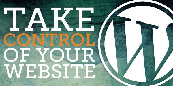 Wordpress- TakeControl