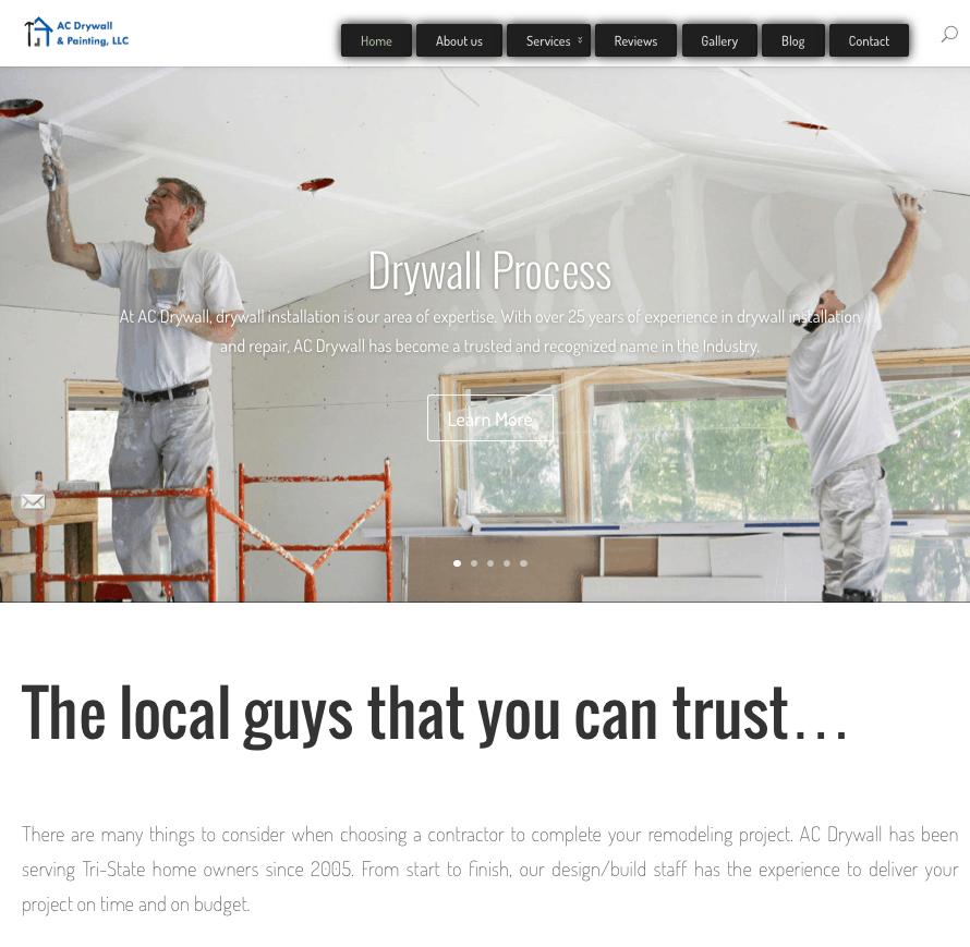 AC Drywall & Painting, LLC.