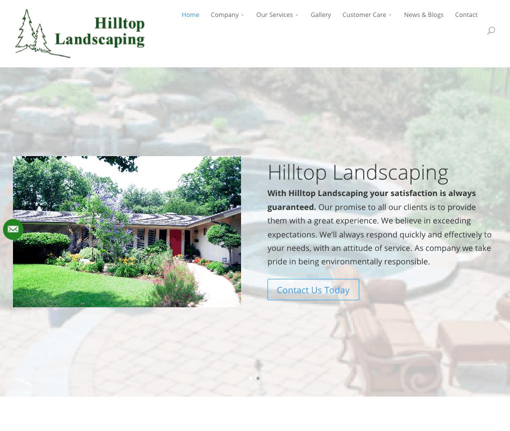 Hilltop Landscaping