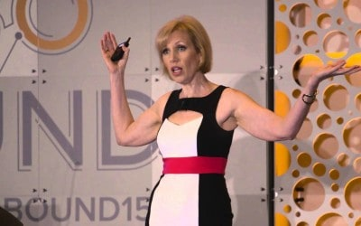"INBOUND 2015 I&E: Mari Smith ""Facebook Marketing Success"""